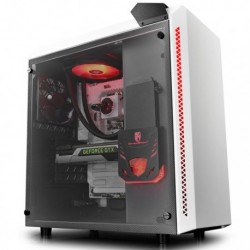DEEPCOOL BARONKASE LIQUID WHITE
