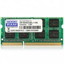 GRAM DDR3L 8GB 1600MHz SODIMM