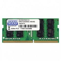GRAM DDR4 8GB 2133MHz SODIMM