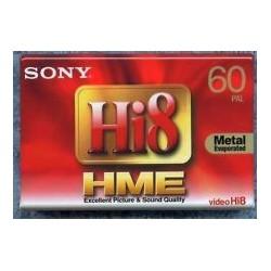Κασσέτα κάμερας 8mm 60λεπτών