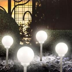 ηλιακο φαναρακι LED
