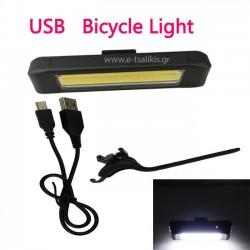 Φακός ποδηλάτου LED