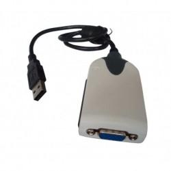 ΜΕΤΑΤΟΠΕΑΣ USB ΣΕ VGA