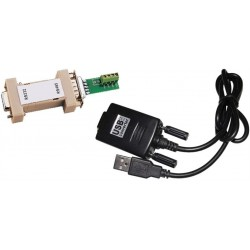 ΜΕΤΑΤΡΟΠΕΑΣ RS-232/485 ΣΕ USB