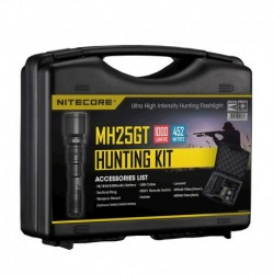 ΦΑΚΟΣ LED NITECORE MULTI TASK HYBRID MH25GT HUNTING KIT