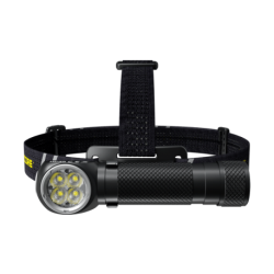 ΦΑΚΟΣ LED NITECORE HEADLAMP HC35, Rechargable 2700Lumens + 4000ma 21700 batt
