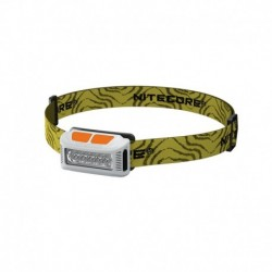 ΦΑΚΟΣ LED NITECORE HEADLAMP NU10, White+Yellow Headband
