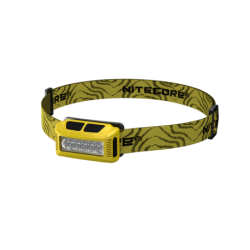 ΦΑΚΟΣ LED NITECORE HEADLAMP NU10, Yellow
