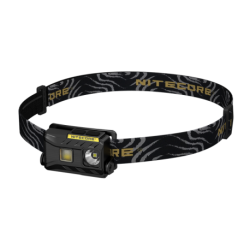 ΦΑΚΟΣ LED NITECORE HEADLAMP NU25, Black