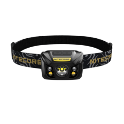 ΦΑΚΟΣ LED NITECORE HEADLAMP NU32, Black,550lumens