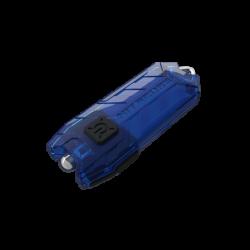 ΦΑΚΟΣ LED NITECORE TUBE, Μπρελόκ, Rechargable-BLUE