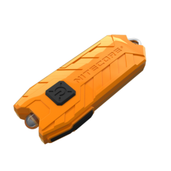 ΦΑΚΟΣ LED NITECORE TUBE, Μπρελόκ, Rechargable-ORANGE