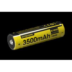 ΜΠΑΤΑΡΙΑ NITECORE 18650 / 3500mAh/Micro USB