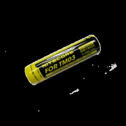 ΜΠΑΤΑΡΙΑ NITECORE NI18650D για TM03