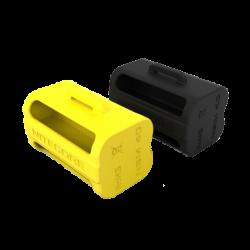 ΘΗΚΗ ΜΠΑΤΑΡΙΩΝ 18650 ΝΒΜ40 Yellow