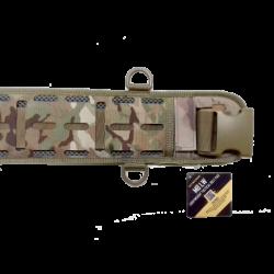 ΖΩΝΗ NITECORE Tactical belt pad, Lightweight, Camo