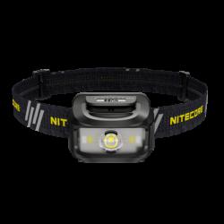 ΦΑΚΟΣ LED NITECORE HEADLAMP NU35, Black,460lumens